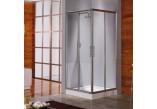 Kabina prysznicowa Novellini Lunes A 69-72 cm narożna - 1 część- sanitbuy.pl