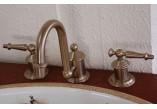 Waschtischarmatur Kohler Antique mit 3 Anschlüssen
