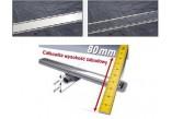 Ablaufrinne Kessel Linearis Compact łazienkowy komplett, długość 1150 mm