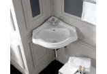 Umywalka Kerasan Retro 58x57,5 cm, narożna- sanitbuy.pl
